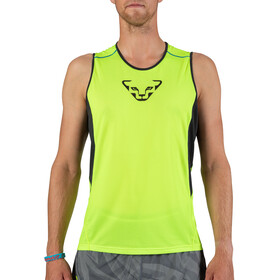 Dynafit Vert Race Tank Men, fluo yellow